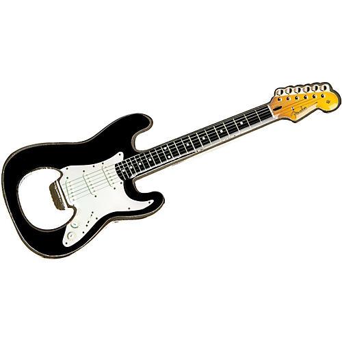 Fender Stratocaster Bottle Opener Magnet