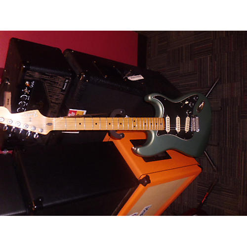 Fender Stratocaster MIM Metallic Green Solid Body Electric Guitar