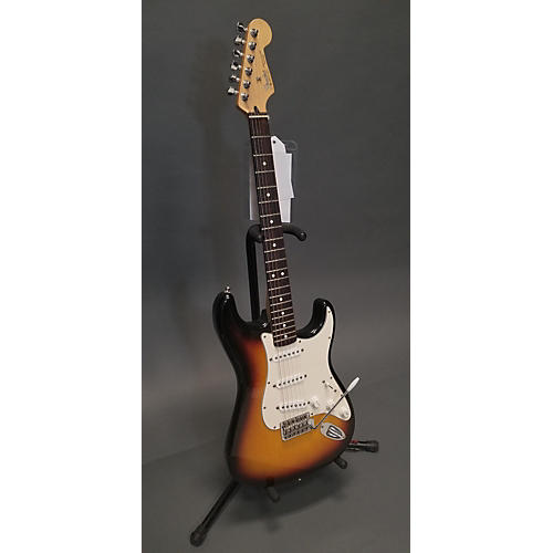 Starcaster by Fender Stratocaster Solid Body Electric Guitar