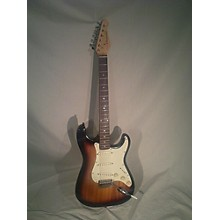 J. Reynolds Stratocaster Style Solid Body Electric Guitar