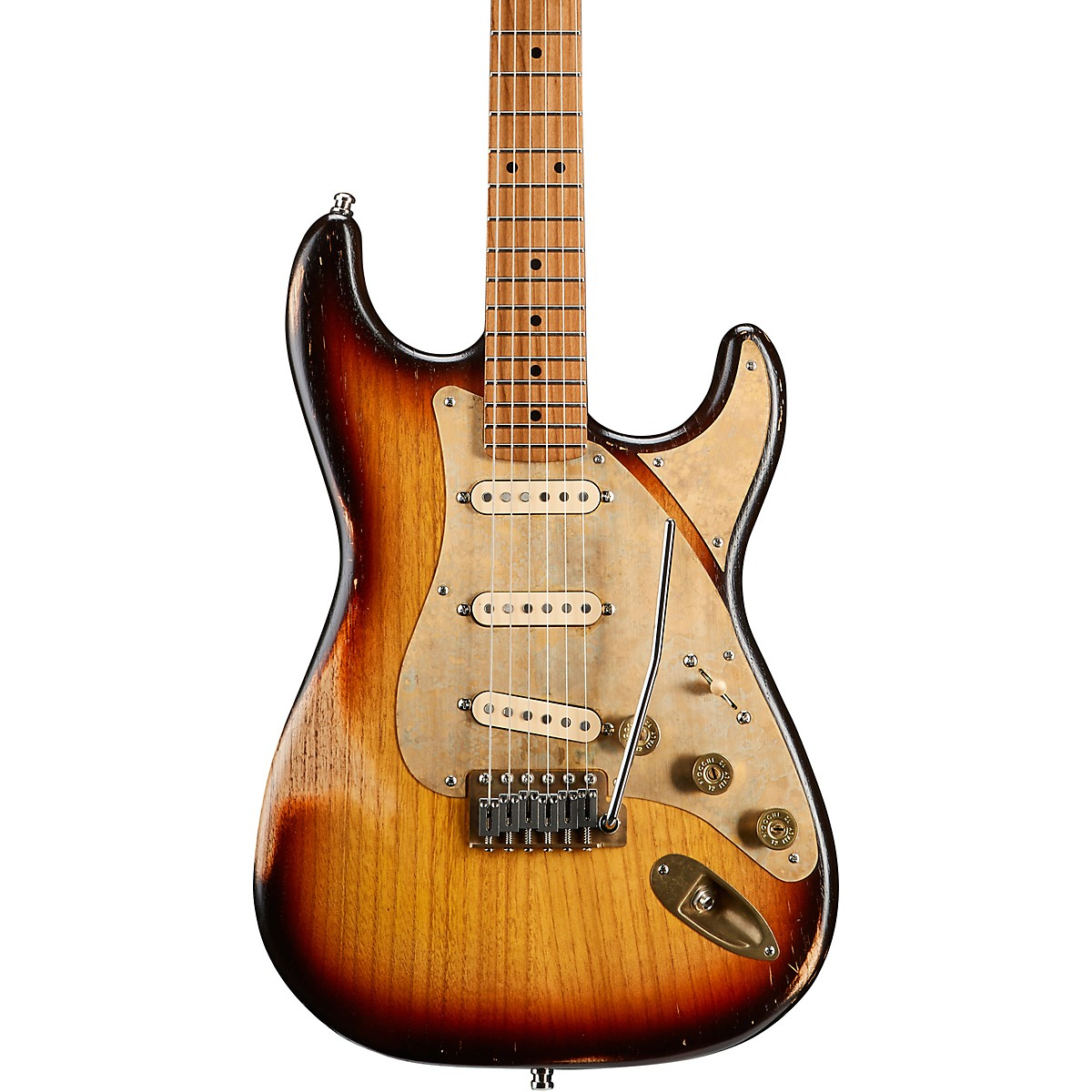 Paoletti Guitars Stratospheric Loft SSS Electric Guitar