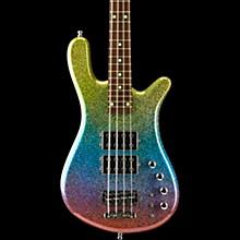Warwick Streamer $$ 4 Galactic Rainbow Solid High Polish Galactic Rainbow
