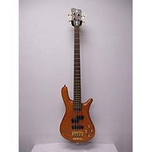 Warwick Streamer Stage I 4 String Flamed Body/Neck Electric Bass Guitar
