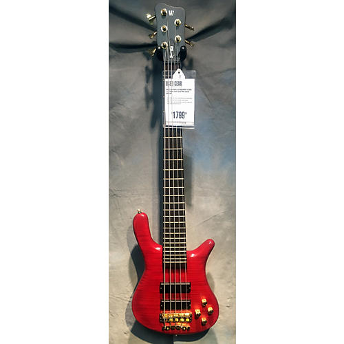 Warwick Streamer Stage I 5 String Electric Bass Guitar
