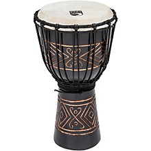 Street Series Black Onyx Djembe Small