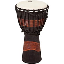 Street Series Djembe Medium Black