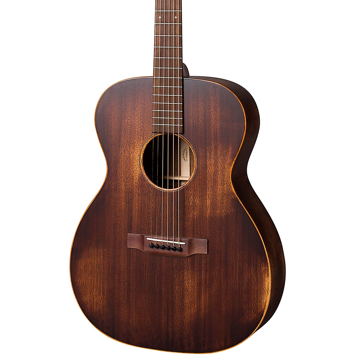 Martin StreetMaster Series 000-15M Auditorium Left-Handed Acoustic Guitar
