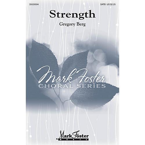 Mark Foster Strength SATB