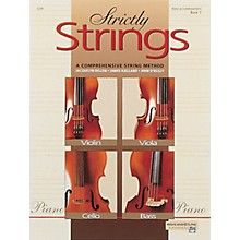 Alfred Strictly Strings Book 1 Piano Acc.