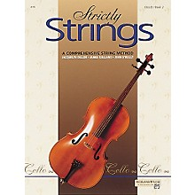 Alfred Strictly Strings Level 2 Cello