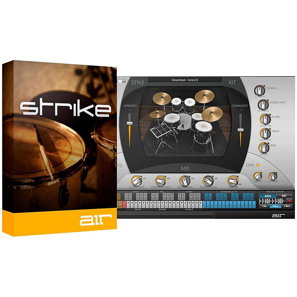Air Music Tech Strike 2 Ultimate Virtual Drummer Instrument