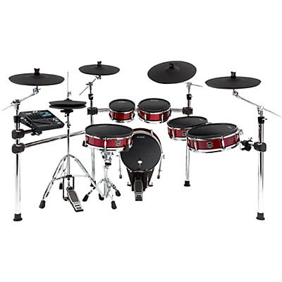 Alesis Strike Pro Kit Red Sparkle