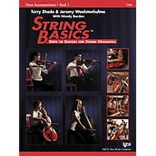 KJOS String Basics Book 1 - Piano Accompaniment