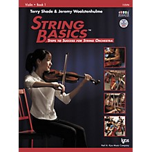 KJOS String Basics Book 1 for Violin