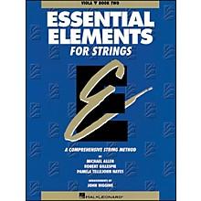 Hal Leonard String Book 2 Viola Essential Elements for Strings