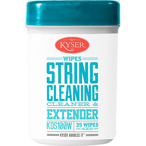 kyser string cleaning wipes guitar center