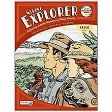 Alfred String Explorer Book 2 Cello