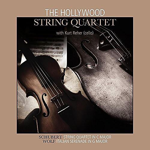 Alliance String Quartet In C Major / Italian Serenade In G Major