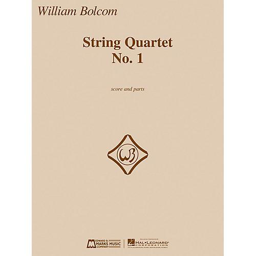 Edward B. Marks Music Company String Quartet No. 1 E.B. Marks Series Composed by William Bolcom