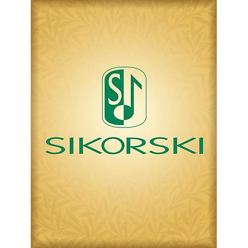 Sikorski String Quartet No. 6, Op. 101 (Set of Parts) String Series Composed by Dmitri Shostakovich
