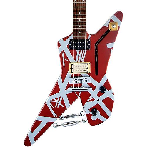 EVH Striped Series Shark Electric Guitar