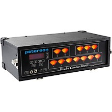 Peterson Strobe Center 5000-II Tuner Level 1
