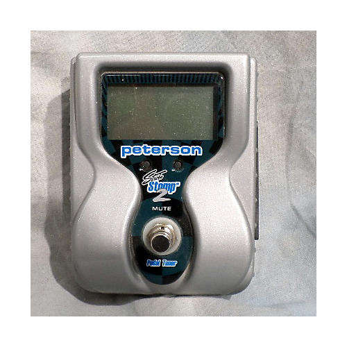Peterson StroboStomp 2 Tuner Pedal