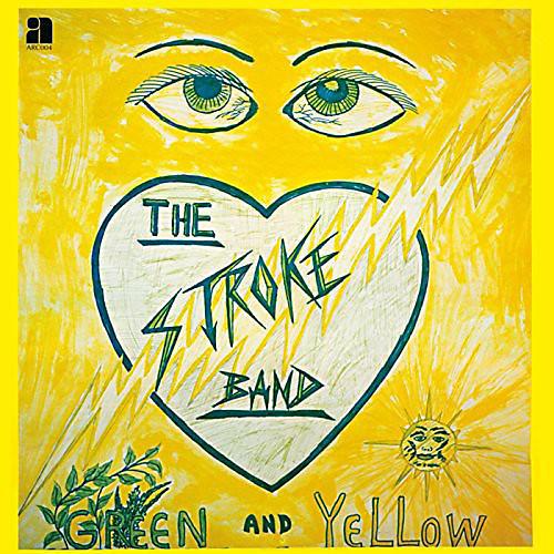 Alliance Stroke Band - Green & Yellow