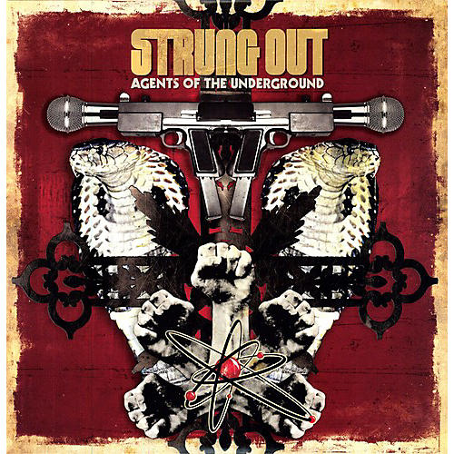 Alliance Strung Out - Agents of the Underground
