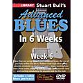 Licklibrary Stuart Bull's Advanced Blues in 6 Weeks (Week 6) Lick Library Series DVD Performed by Stuart Bull thumbnail