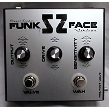 Ashdown Stuart Zender Funk Face Effect Pedal