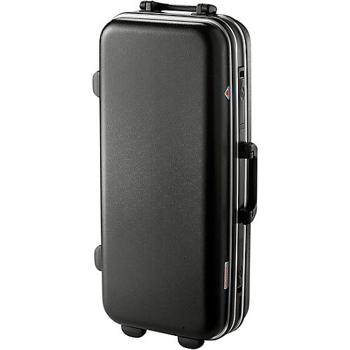 GL Cases Student Alto Saxophone Black ABS Case