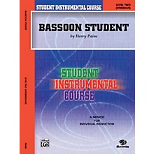 Alfred Student Instrumental Course Bassoon Student Level 2 Book