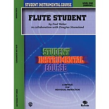 Alfred Student Instrumental Course Flute Student Level I