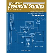 Carl Fischer Student's Essential Studies For Trombone