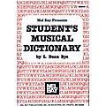 Mel Bay Student's Musical Dictionary thumbnail