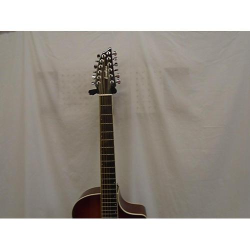used breedlove studio 12 string sb 12 string acoustic electric guitar 2 tone burst guitar center. Black Bedroom Furniture Sets. Home Design Ideas