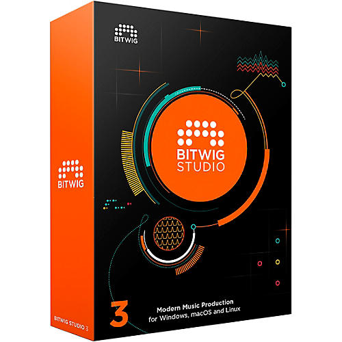 Bitwig Studio 3 Upgrade Plan (Download)