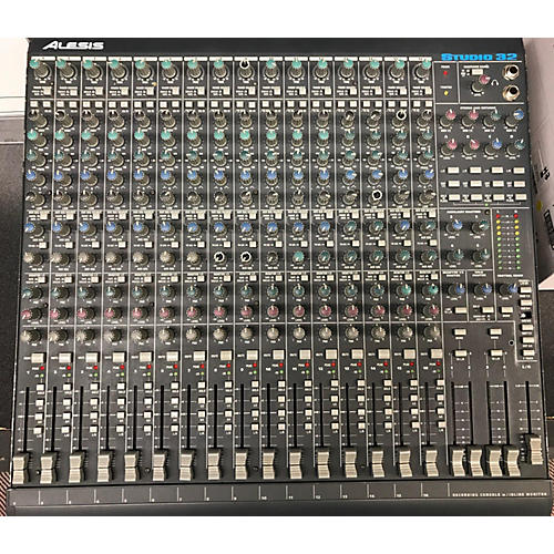 Alesis Studio 32 Unpowered Mixer