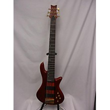 Schecter Guitar Research Studio 6 Electric Bass Guitar