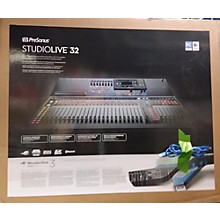 Presonus Studio Live 32 Series III Digital Mixer