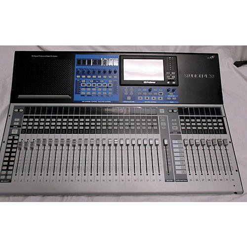 Presonus Studio Live 32 Series III Powered Mixer