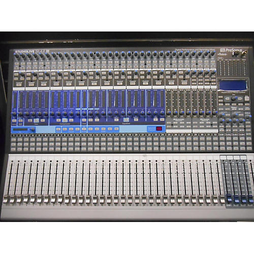 Presonus Studio Live 32.4.2AI Digital Mixer