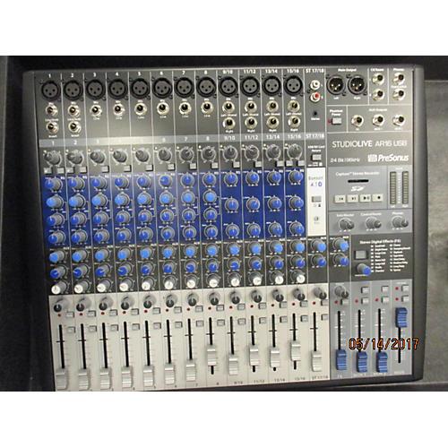 Presonus Studio Live AR16 Unpowered Mixer