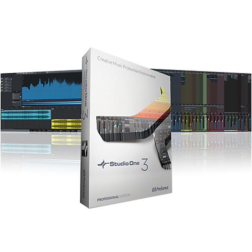 Presonus Studio One 3.2 Professional Software Download