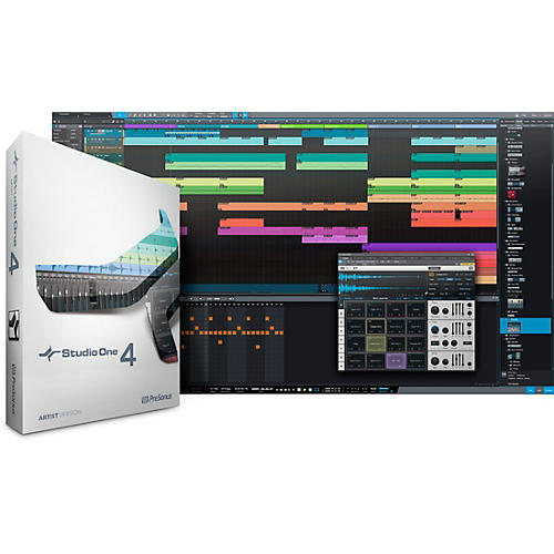 PreSonus Studio One 4 Artist Educational Version