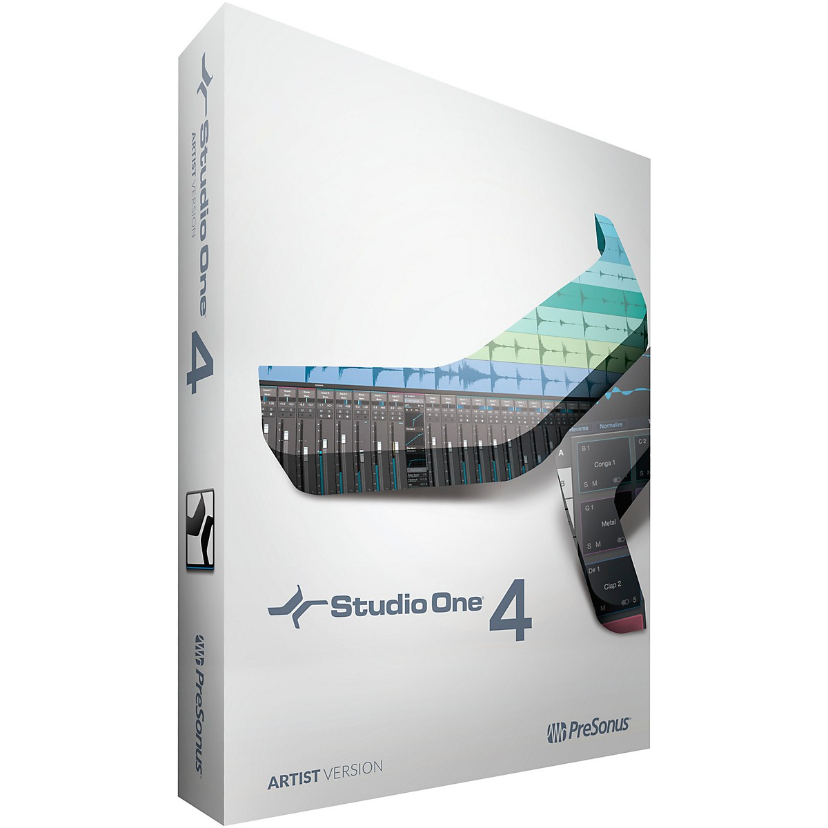 Presonus Studio One 4 Artist Software Download