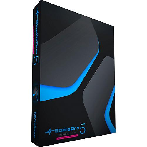 Presonus Studio One 5 Professional Crossgrade (Download)