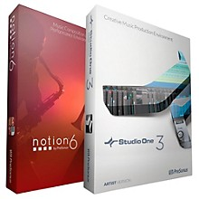 Presonus Studio One Artist and Notion 6 Bundle