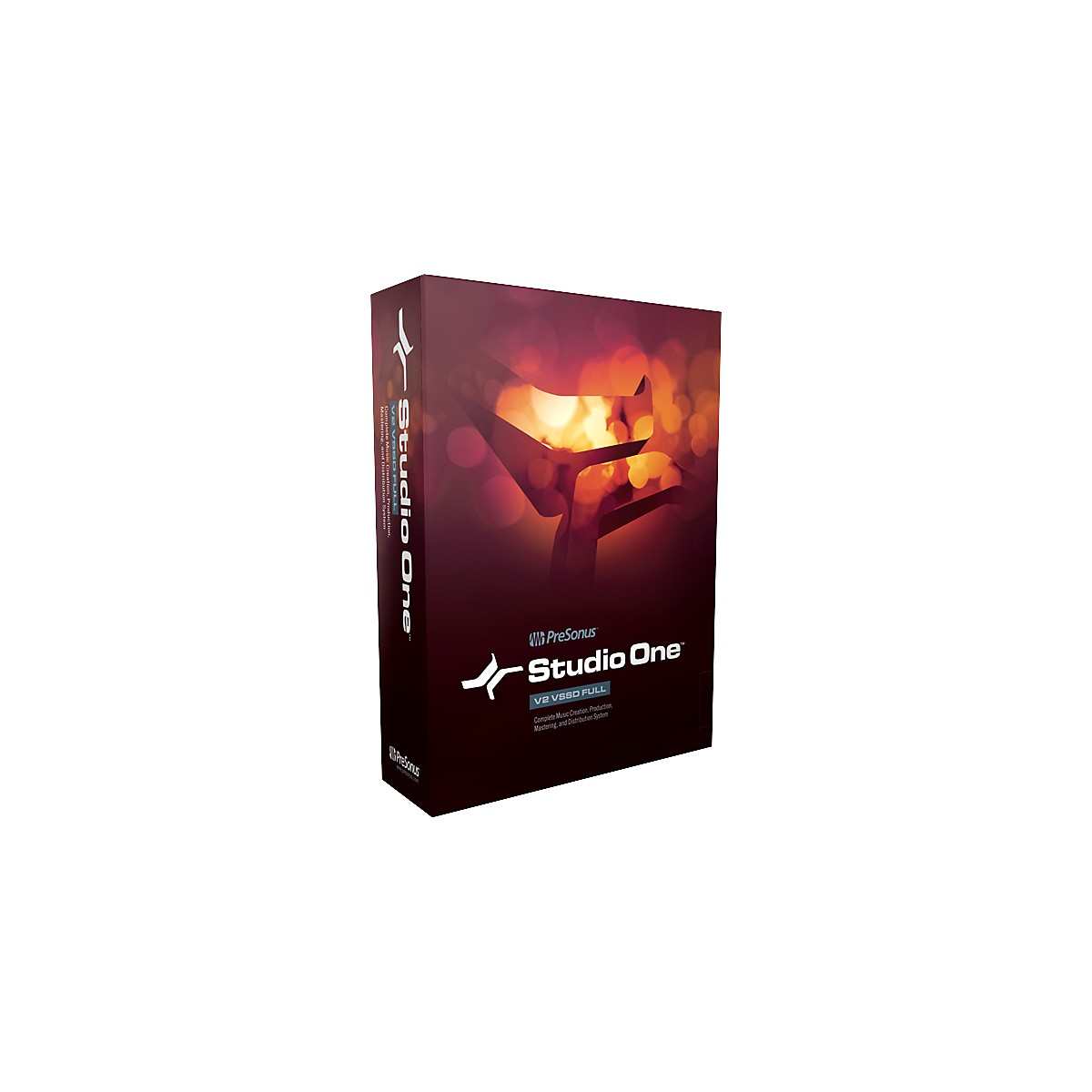 Presonus Studio One Professional 2 Download Box